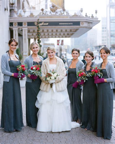 bridal party gift ideas  real weddings martha