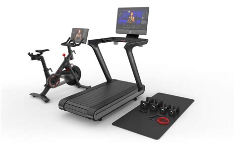 We originally turned our basement bedroom into an at home gym. Peloton | KeyShot