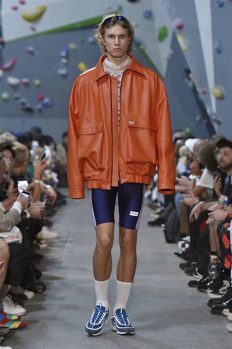 martine rose spring 2018 men s fashion show the impression