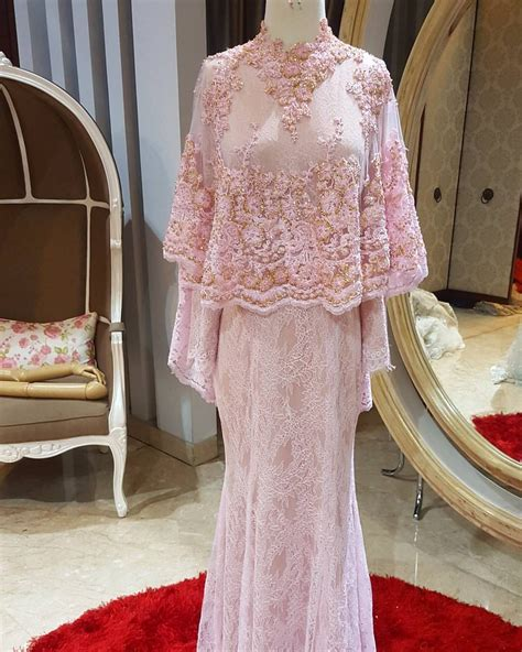 pin  divya  long dresses   dresses hijab gown kebaya wedding