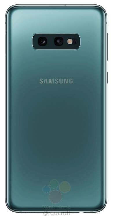 official samsung galaxy se press renders show