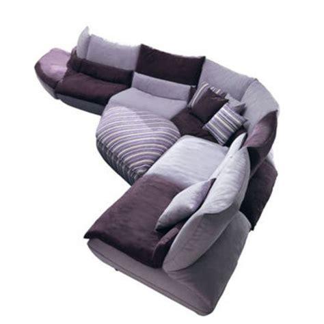canapé à composer canapé gris canapé blanc ou canapé noir côté maison