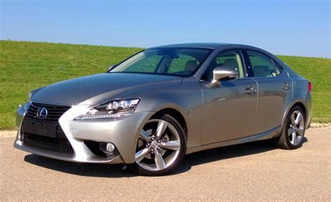 lexus is300 2013 2014 lexus is300h euro spec review lexus is forum