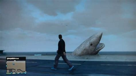 We Re Gonna Need A Bigger Boat Gta 5 by Best Gta 5 Easter Eggs Ufos Bigfoot Mansion
