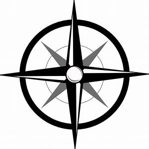 Simple Compass Clip Art at Clker.com - vector clip art ...