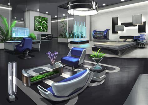 The Sims 3 Into The Future Concept Art