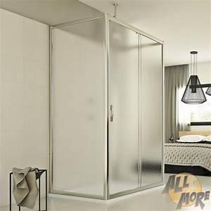 Duschkabine 3 Seiten : duschkabine dusche duschabtrennung glas u form schiebet r 2 seitenw nden ebay ~ Sanjose-hotels-ca.com Haus und Dekorationen