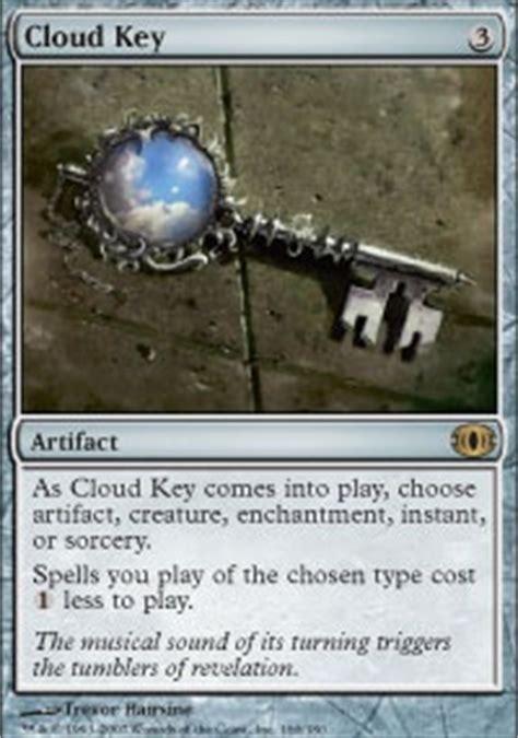 edh blue artifact commander edh mtg deck