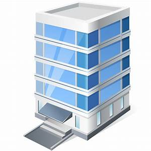 Clipart - Office building