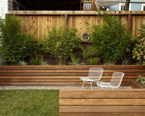 best 25 wood retaining wall ideas on patio