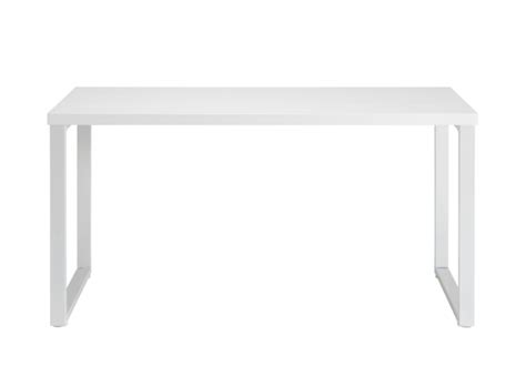 table bureau fly bureau blanc brillant fly