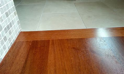 Hardwood Flooring Transition Installation  Bc Floors