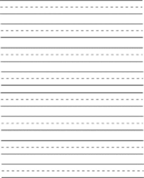 Writing Letters And Numbers (d'nealian Style And Cursive