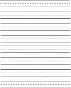 printouts for letter number writing practice for the With learning to write paper template