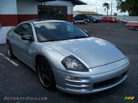 2000 Mitsubishi Eclipse Rs by 2000 Mitsubishi Eclipse Rs Coupe In Sterling Silver
