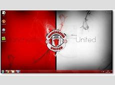 Manchester United FC Windows 7 Theme