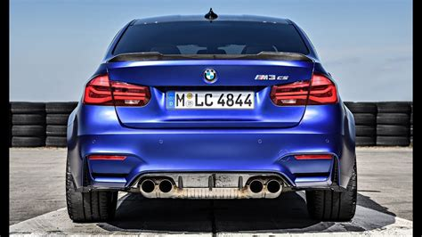 2019 Bmw M3 by 2019 Bmw M3 Cs 460 Hp Ultimate M3