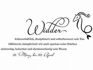 16 April Sternzeichen : wandtattoo sternzeichen widder bei klebeheld kaufen ~ Bigdaddyawards.com Haus und Dekorationen