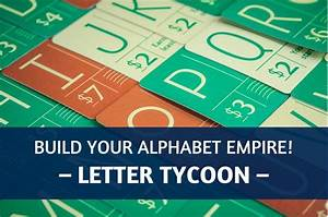 1000 images about for word nerds on pinterest language With letter tycoon game