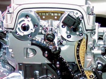 vvt variable valve timing   parts