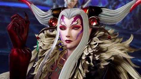 dissidia final fantasy nt ultimecia obtains mithril rank
