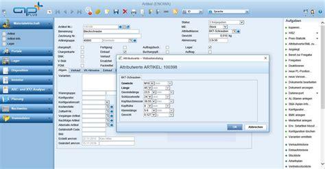 APplus 6.3: Neue Funktionen in der ERP-Version