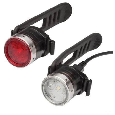 bicycle lights buy led lenser 174 b2r mini front rear bike light Led