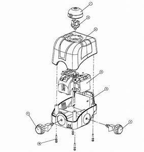 Makita Skr60 Manual Laser Level Spare Parts