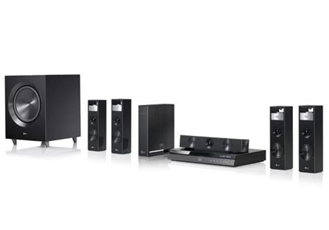 Lg Bh9220bw 1080w 3d Blu-ray Home Theater