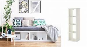 Créer Son Bureau Ikea : ikea hack 15 fa ons d 39 utiliser l 39 tag re kallax ~ Melissatoandfro.com Idées de Décoration