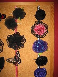 Hair, Accessories, Holder, U00b7, A, Hair, Accessory, Holder, U00b7, Decorating, On, Cut, Out, Keep
