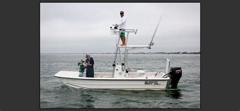 Skiff With Tower by Carolina Skiff Question Page 1 Iboats Boating Forums