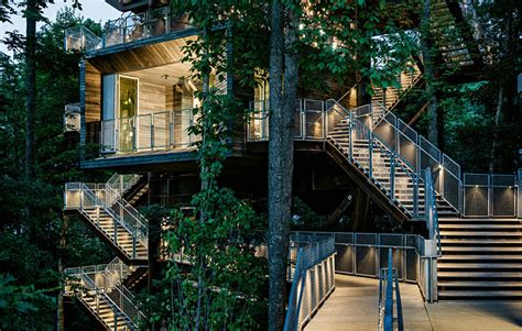 nature architecture   select cabins treehouses  hideaways   world