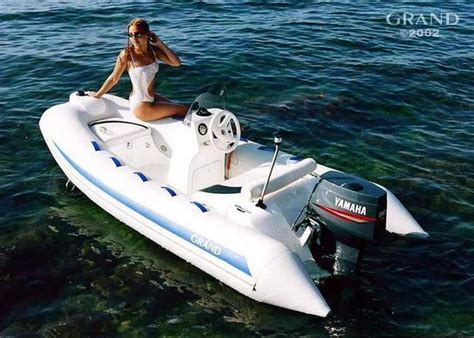 Yacht Opblaasboot by Grand Inflatable Boats For Sale From Concord Ontario