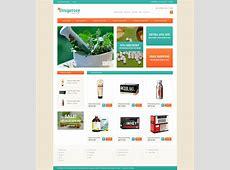 Drug Store VirtueMart Template #48947