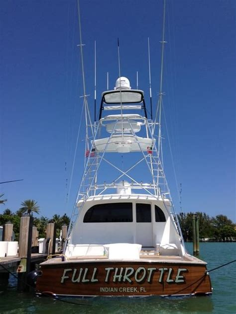 Enclosed Express Boats by Throttle 64 Enclosed Express Boats