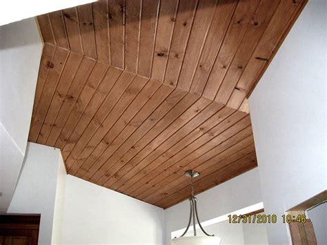 Wood Ceiling Planks by Update Wood Plank Ceilings
