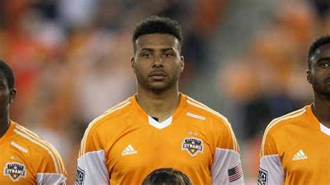 Barnes Houston Dynamo by Goal Giles Barnes Finishes Brad Davis Cross Houston