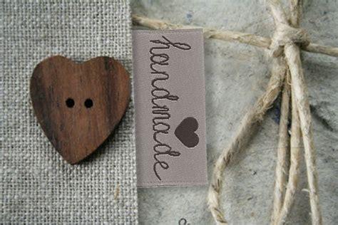 lint en labels handmade  brouwer zn