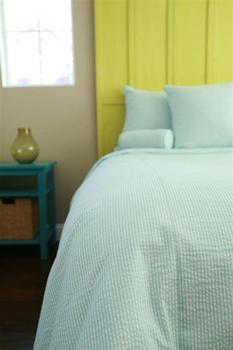 29 Best Images About Beds On Pinterest Seersucker