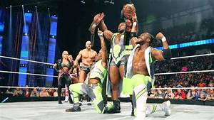 Why were The New Day crowned as new WWE Tag Team champions?