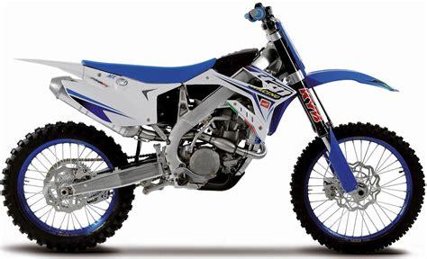 First Look! 2015 Tm Two-stroke & Four-stroke Motocross