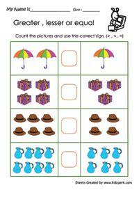 worksheet printable math sheetsgrade