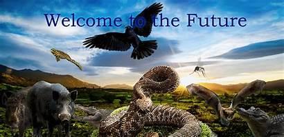 Future Far Evolution Project Speculative Cenozoic Deviantart