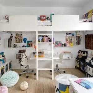 kinderzimmer hochbett hochbett treppe ideen roomido