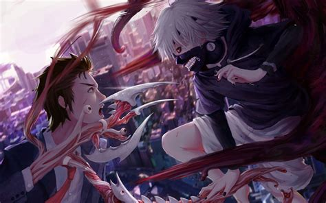 Anime Wallpaper Kaneki by Kaneki Ken Wallpapers Images Photos Pictures Backgrounds