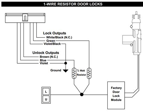 Buick How Hook The Remote Entry Feature