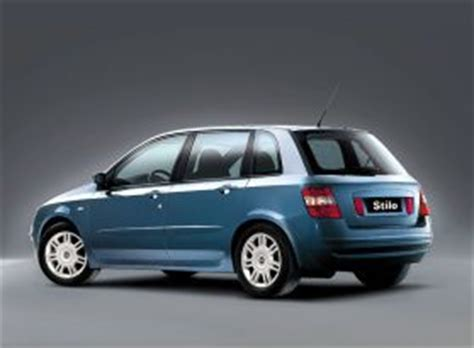 fiat stilo   active specifications stats