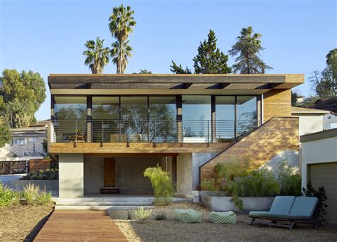 morris house  martin fenlon architecture  los angeles