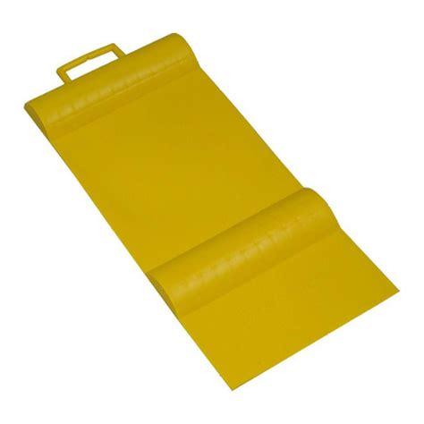park smart parking mat park smart parking mat yellow in garage floor protection